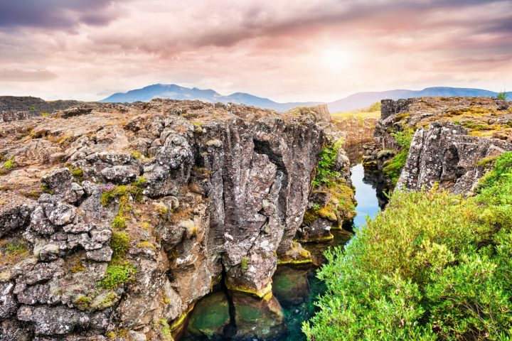 Thingvellir - Oak Travel