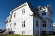 Iceland - Höfði Haus in Reykjavik